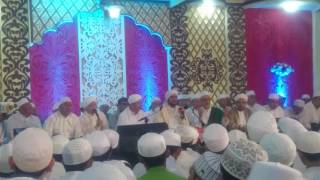 Habib Syech Abdul Qadir Assegaf - Tawaqqub Maulid Simtudduror Ponpes Daarul Ishlah 26 Mei 2016