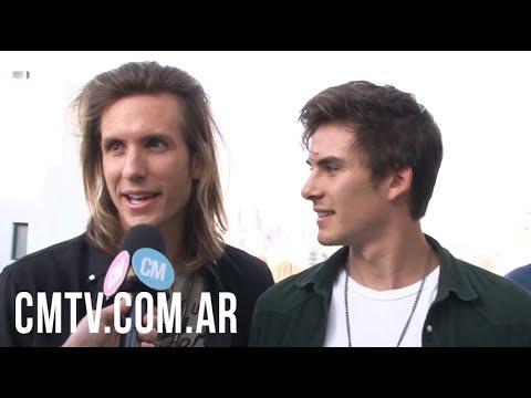 Dvicio - Entrevista Argentina 2017