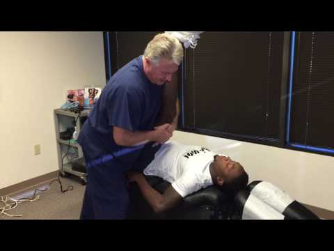 NFL Players Stay At Their Peak Level Of Performance With Chiropractic Adjustments
