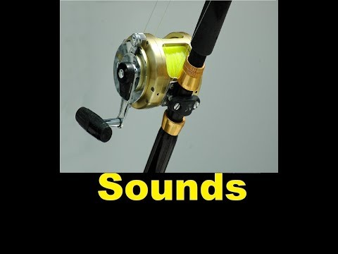 Fishing Reel Sound Effects All Sounds
