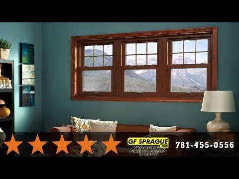 Replacement Windows | Weston Ma | Vinyl Windows | Best Reviews | GF Sprague | Aluminum Windows