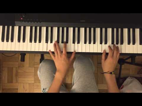 Shots - Imagine Dragons (Piano Tutorial)