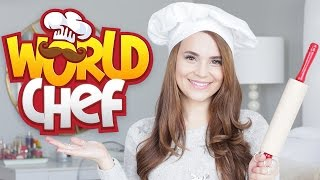 Lets Play WORLD CHEF!