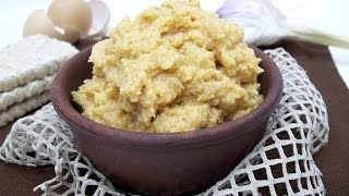 Форшмак из селедки - простой рецепт приготовления еврейского блюда