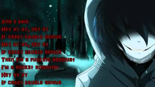 Скачать Nightcore Crazy Genius With Lyrics