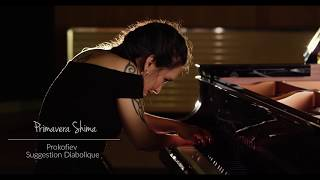 Prokofiev Suggestion Diabolique - Primavera Shima