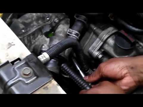 2000 CADILLAC DEVILLE WATER PUMP INSTALLATION 3 - YouTube