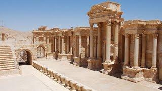 Прогулка по древней Пальмире