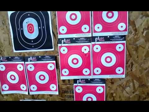 Shooting test loads with my Savage Axis 30-06