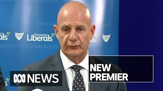 Peter Gutwein To Replace Will Hodgman As Tasmanian Premier | Abc News