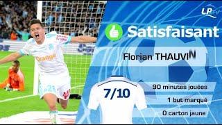 Troyes 2-3 OM : les Tops et les Flops