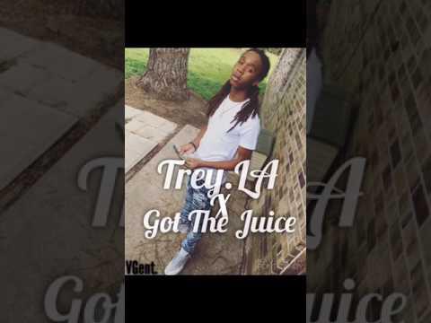 Trey.LA- Got The Juice