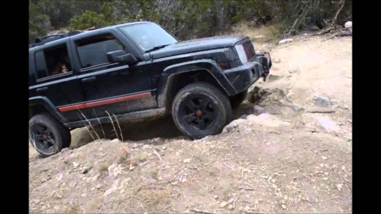 jeep commander xk at hidden falls off road ranch youtube. Black Bedroom Furniture Sets. Home Design Ideas