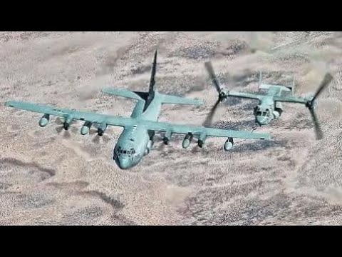 Marine Corps Special Operations Raid • Aircraft In Action - Military Video