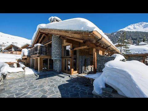 Chalet Makini - Luxury Ski Chalet Verbier, Switzerland