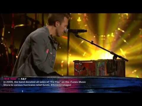 Coldplay - Fix You (letra em português)