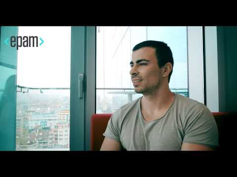 Join EPAM Bulgaria - Ivaylo Pashov Interview