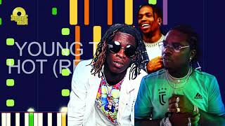 """Young Thug ft. Gunna, Travis Scott - HOT (REMIX) (PRO MIDI REMAKE / BEAT) - """"in the style of"""""""
