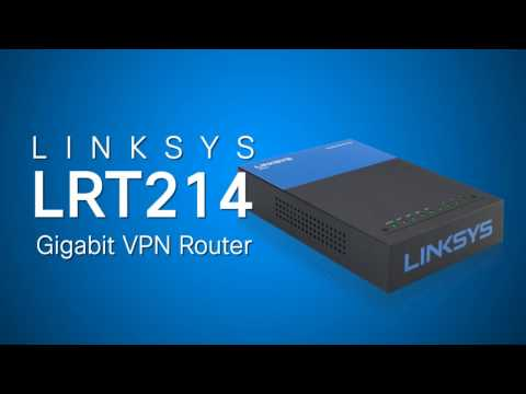 Repeat Linksys LRT224 - Dual WAN Gigabit Router - Unbox & Setup by
