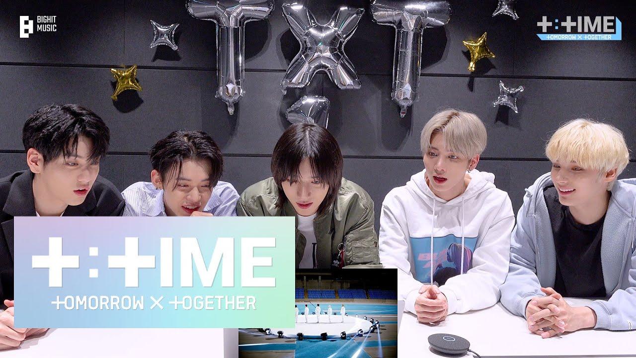 [T:TIME] 'Magic' MV reaction - TXT (투모로우바이투게더)