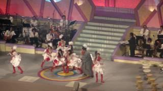 2月11日(木・祝)に東京両国国技館であった福祉大相撲のお楽しみ歌くらべ...