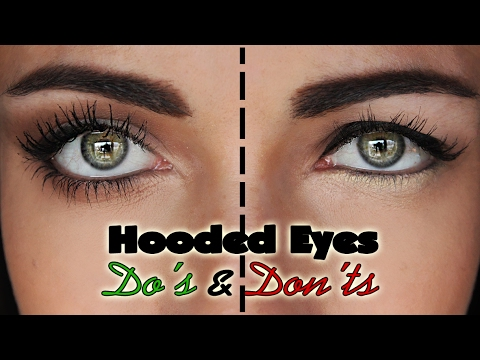 Hooded Droopy Eyes Do's and Dont's | MakeupAndArtFreak thumbnail
