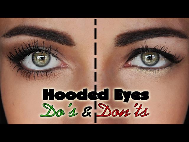 Makeup For Deep Set Droopy Eyes Saubhaya Makeup