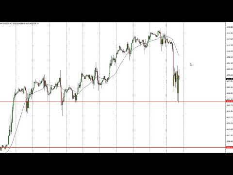 DOW Jones 30 and NASDAQ 100 Technical Analysis for October 20, 2017 by FXEmpire.com