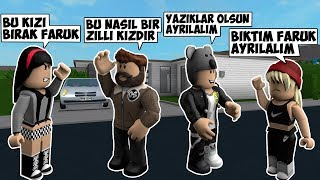 GICIK SEVGİLİMLE 2. GÜNÜM AYRILDIK / Roblox Bloxburg Roleplay / Roblox Türkçe