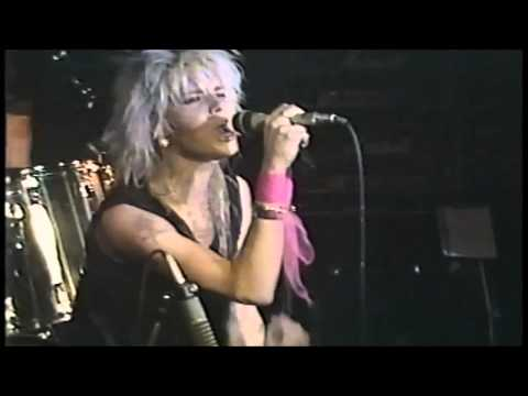 Hanoi Rocks - Beer And A Cigarette @ Marquee 1983 HQ