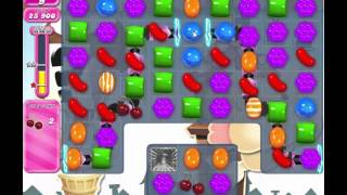 Candy Crush Saga level 708 - 3 stars, no boosters used!
