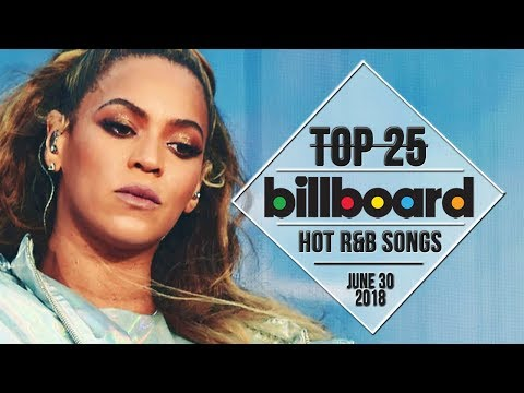 Top 25 • US R&B Songs • June 30, 2018 | Billboard-Charts