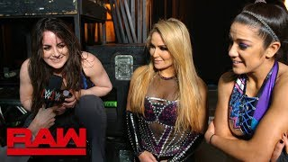 Nikki Cross celebrates her Raw victory as only she can: Raw Exclusive, Jan. 14, 2019