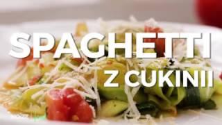 Spaghetti z cukinii - Noizz Food