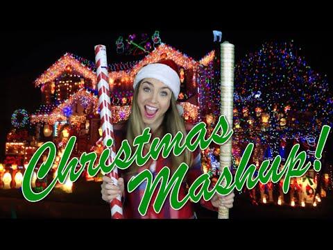 Fancy & Blank Space CHRISTMAS PARODY MASHUP!