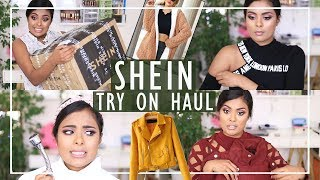 REVAMPING MY WARDROBE : HUGE A$$ TRY ON SHEIN HAUL FOR FALL/WINTER