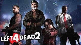 Left 4 Dead 2 ЗОМБИ ХОТЯТ ЧЕЛОВЕЧЕНКИ