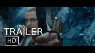 The Hobbit: The Desolation of Smaug - International Trailer - Lord of the Rings - 2013 HD