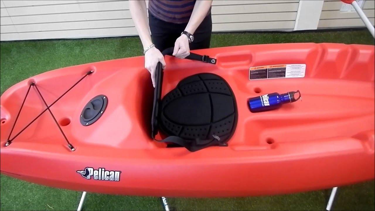 youtube pelican mustang 100x kayak - digitalspace info