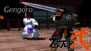 Bushido Blade 2: Story Mode (Gengoro)