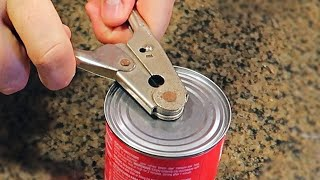5 Vintage Can Openers put to the Test #3