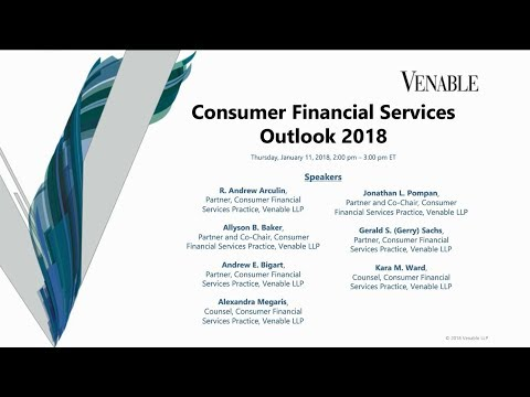 Consumer Financial Services Outlook 2018