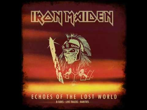 Iron Maiden - Echoes From The Lost World (1978-2014) - FULL BOX SET