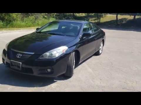2007 Toyota Camry Solara SLE V6 | Leather & Sunroof | Fun To Drive | Toyota On The Park | Toronto