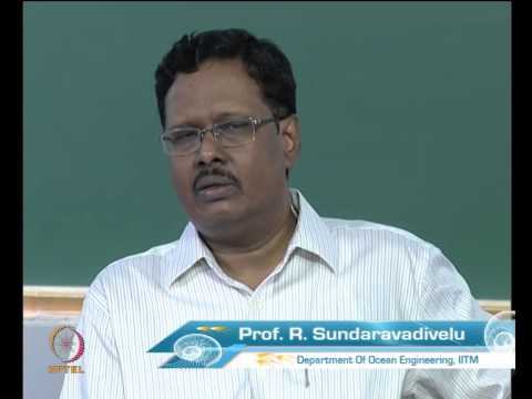 Mod-04 Lec-22 Estimation of mooring, berthing and seismic forces