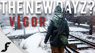 A NEW Survival game by the DayZ developers - Vigor