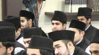 Jamia Class Ahmadiyya UK: 27th November 2010 (Part 2)