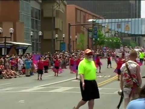gay pride parade columbus ohio 2009