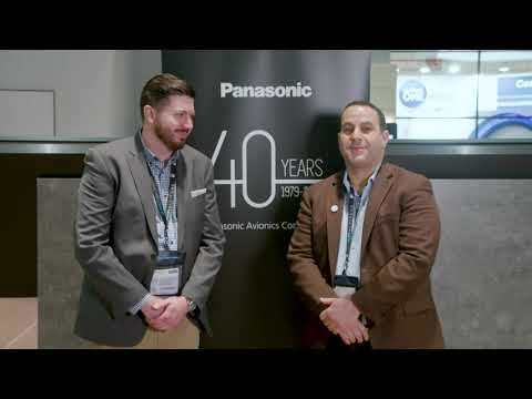 Panasonic Avionics 40 Year Anniversary - United Airlines wishes us Happy Birthday!
