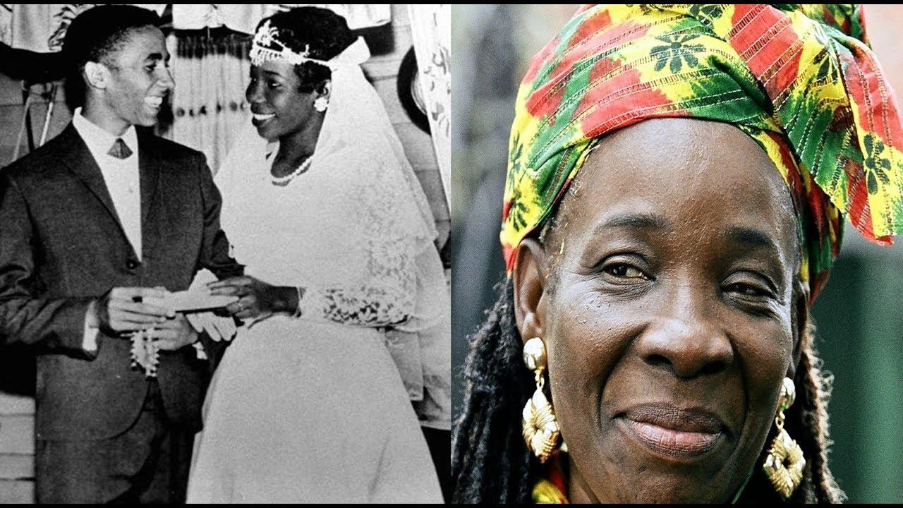 Bob Marley Wife 2017 Rita Marley Youtube